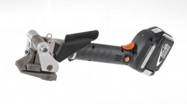 Batteriedrivet stålbandsverktyg 19-/25/32mm